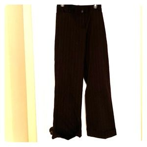 Plus Size Classic Boot Cut Business Trouser